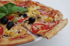 Pizza foto Assortiment